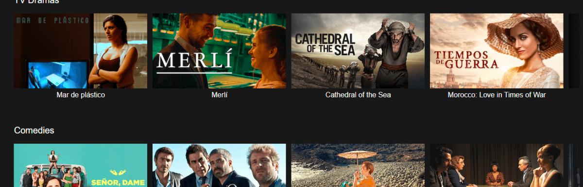 Netflix Spain