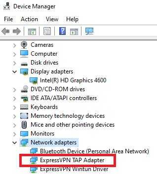 TAP driver sample clip