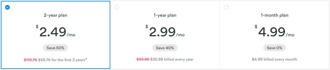 NordPass premium price
