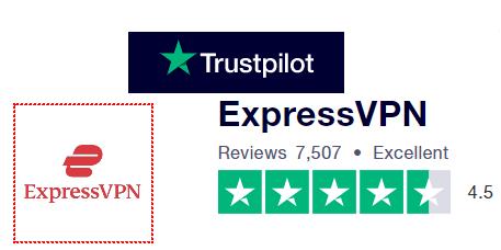 ExpressVPN Trust Pilot