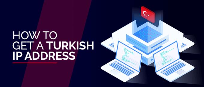 Turkish IP Address