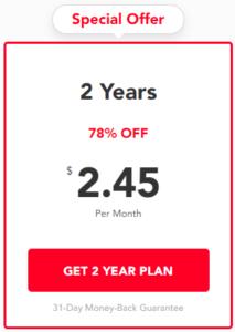 IPVanish limited time offer
